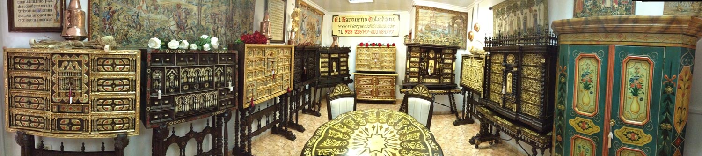 Colección de barguenios